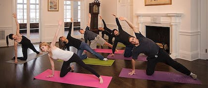 Yoga | Eastover Estate & Eco-Village