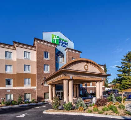 Exterior | Holiday Inn Express and Suites Wytheville