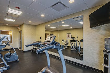 Fitness Facility | Holiday Inn Express and Suites Wytheville