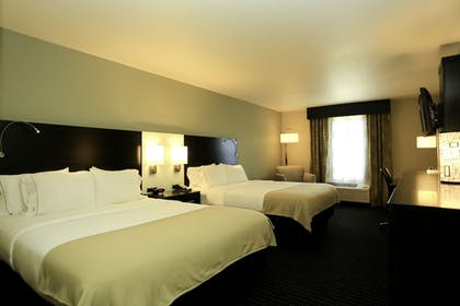 | Holiday Inn Express Hotel & Suites Marion Northeast