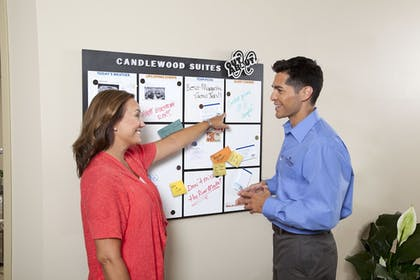 Interior | Candlewood Suites North Little Rock