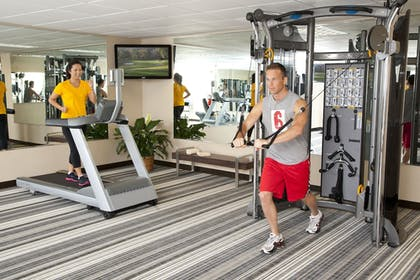 Fitness Facility | Candlewood Suites North Little Rock