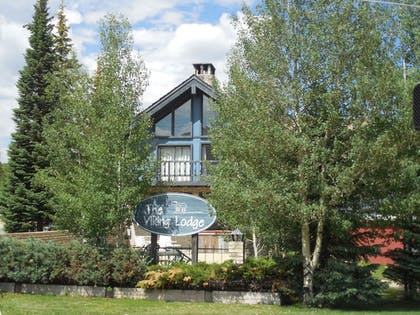 Hotel Front | The Viking Lodge - Downtown Winter Park, Colorado