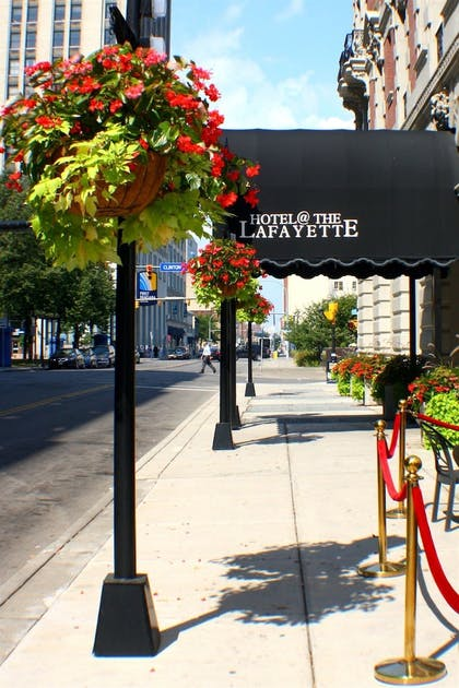 Hotel Entrance   Hotel at the Lafayette Trademark Collection by Wyndham