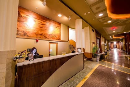 Reception   Hotel at the Lafayette Trademark Collection by Wyndham