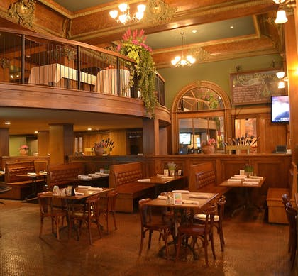 Restaurant   Hotel at the Lafayette Trademark Collection by Wyndham