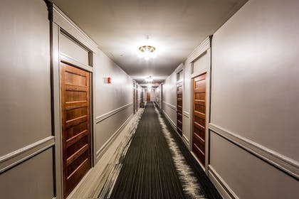 Hallway | Hotel at the Lafayette Trademark Collection by Wyndham