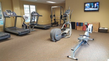 Fitness Facility | The Colonies at Williamsburg