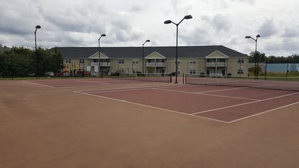 Tennis Court | The Colonies at Williamsburg