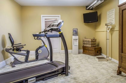 Fitness Facility | Federal Pointe Inn, an Ascend Hotel Collection Member