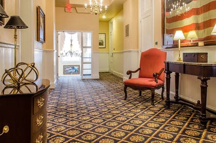 Lobby | Federal Pointe Inn, an Ascend Hotel Collection Member