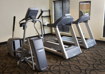 Fitness Facility | Aspen Suites Hotel Anchorage