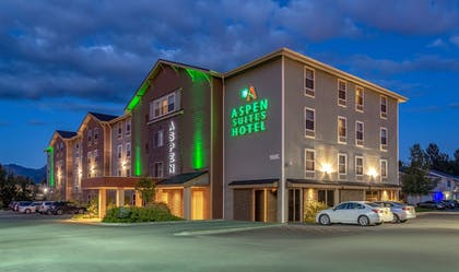 Featured Image | Aspen Suites Hotel Anchorage