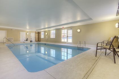 Indoor Pool | Candlewood Suites Mooresville