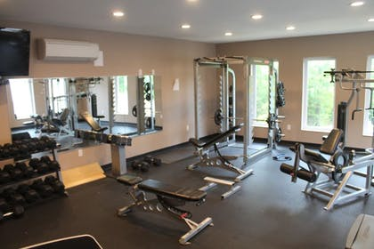 Fitness Studio | Bell's Extended Stay and Suites