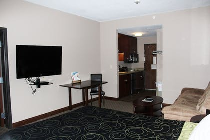 Living Area | Bell's Extended Stay and Suites