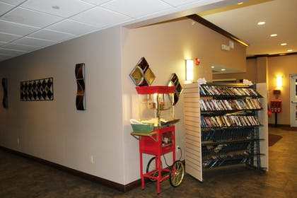 Lobby | Bell's Extended Stay and Suites