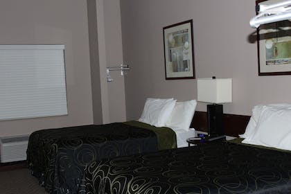 Guestroom | Bell's Extended Stay and Suites