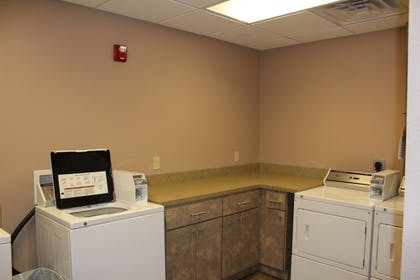 Laundry Room | Bell's Extended Stay and Suites