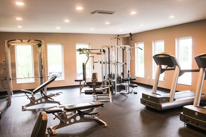 Fitness Facility | Bell's Extended Stay and Suites