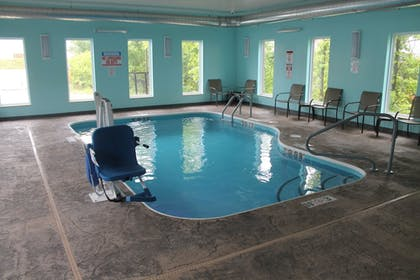 Pool | Bell's Extended Stay and Suites