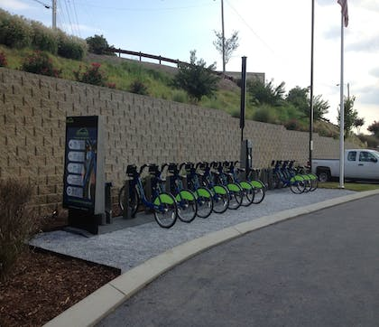 Bicycling | SpringHill Suites Chattanooga Downtown/Cameron Harbor
