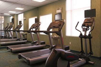 Sports Facility | SpringHill Suites Chattanooga Downtown/Cameron Harbor