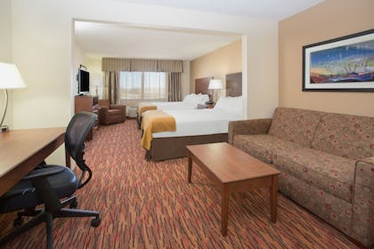 Guestroom   Holiday Inn Express Hotel & Suites Truth or Consequences