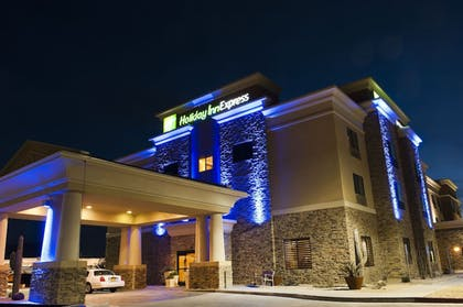 Exterior   Holiday Inn Express Hotel & Suites Truth or Consequences