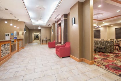 Lobby   Holiday Inn Express Hotel & Suites Truth or Consequences