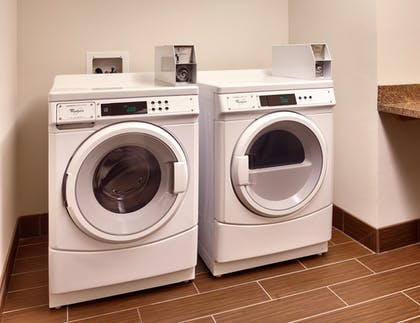 Laundry Room | Holiday Inn Express and Suites Overland Park