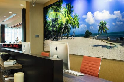 Business Center | Courtyard by Marriott Miami Homestead