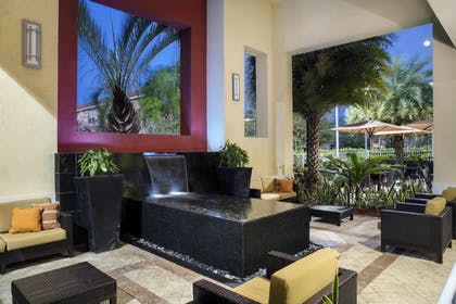 Lobby Sitting Area | Courtyard by Marriott Miami Homestead