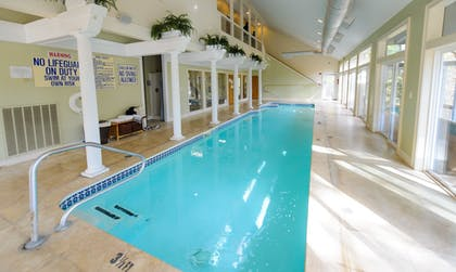 Indoor Pool | The Inn at Crestwood