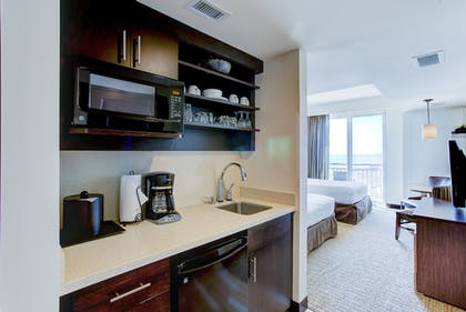 In-Room Kitchenette | Oceanaire by Diamond Resorts