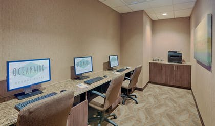 Business Center | Oceanaire by Diamond Resorts