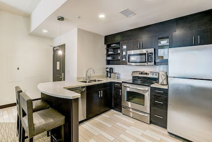 In-Room Kitchen | Oceanaire by Diamond Resorts