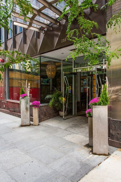 Hotel Entrance | Ivy Boutique Hotel