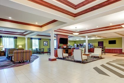 Interior | Holiday Inn Express Hotel & Suites Raceland - Highway 90