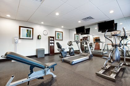 Fitness Facility | Holiday Inn Express Hotel & Suites Raceland - Highway 90