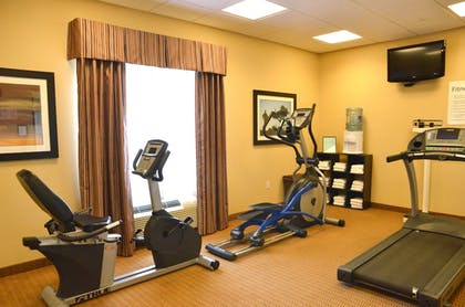 Fitness Facility | Holiday Inn Express Hotel & Suites Sidney