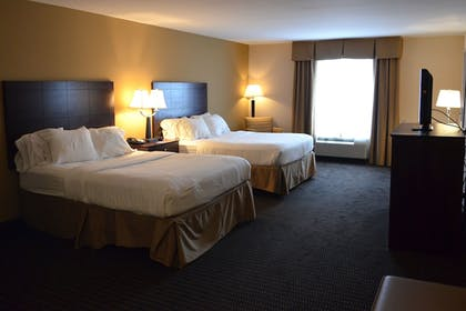 Guestroom | Holiday Inn Express Hotel & Suites Sidney