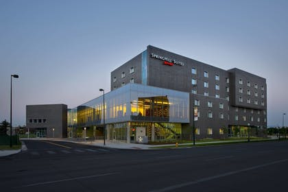 Featured Image | SpringHill Suites by Marriott Denver Downtown