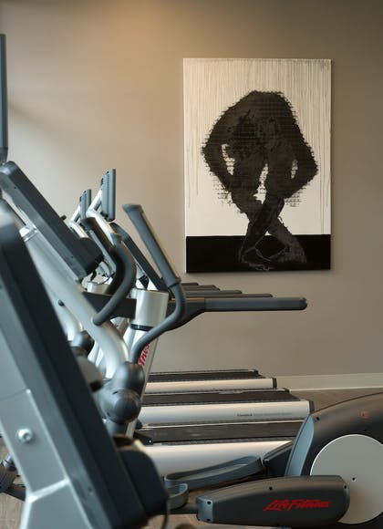 Fitness Facility | SpringHill Suites by Marriott Denver Downtown