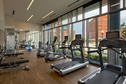 Sports Facility | SpringHill Suites by Marriott Denver Downtown