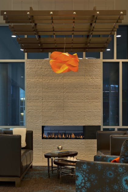 Lobby | SpringHill Suites by Marriott Denver Downtown