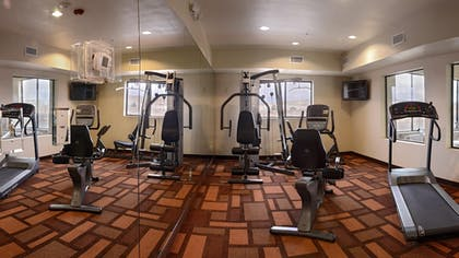 Gym | Comfort Inn & Suites Page at Lake Powell