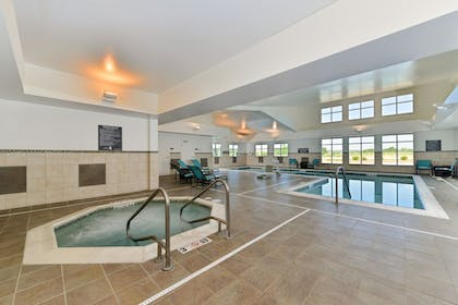Indoor Spa Tub | Residence Inn by Marriott Coralville