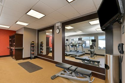 Sports Facility | Residence Inn by Marriott Coralville
