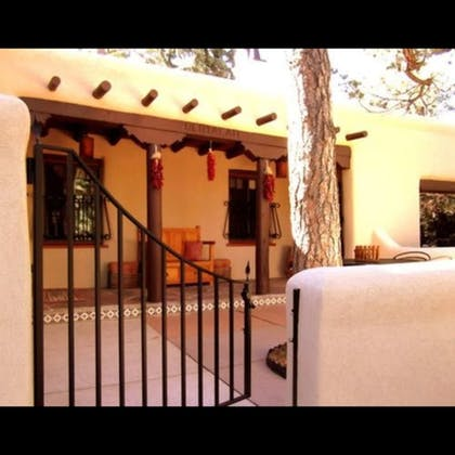 Hotel Entrance | Adobe Inn at Cascade